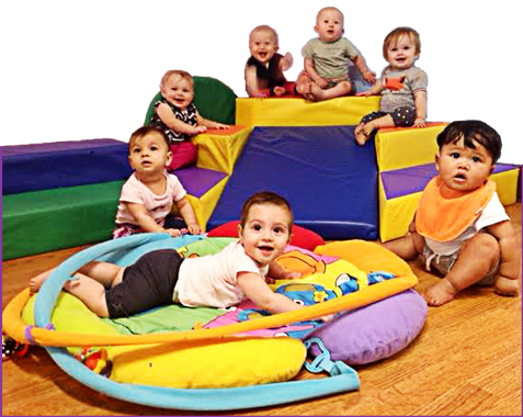 toddlers at Happy Bees Daycare